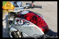 Candy Red - Kustom Airbrush