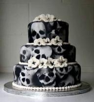 Skull Cake! - Food