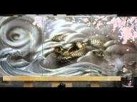 Masahito Yamada - Airbrush Videos