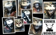 AIRBRUSH BASEBALL SOFTBALL HELMETS AND SHIRTS - Airbrush Houston - My Designs