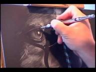 ▶ Scratchboard Workshop - Airbrush Videos