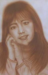 Portrait auf Leinwand - Portrait