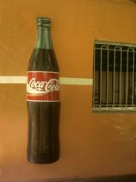www.facebook.com/pages/nixa-arte-y-aerografia/222640651124798?ref=hled  / botella de coca cola, por nixa arte y aerografia,  - Airbrush Artwoks