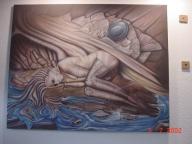 inspiracion en Luis Royo aerografiado por nixa arte y aerografia, www.facebook.com/pages/nixa-arte-y-aerografia/222640651124798?ref=hl - Airbrush Artwoks
