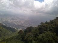 Vista desde el teleférico del Waraira Arepano,  Cerro Avila , Caracas, Venezuela - This Is My Life