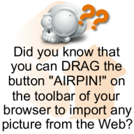 """JustAirbrush.com - Tips - Use the """"J"""" Button and share your favorite Airbrush Images in seconds! - Just Stuff"""