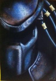 Predator  - Airbrush Artwoks