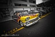 58 chevy custom by AmericanMuscle - Kustom Airbrush