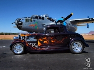 One Bad Ram and a Bomber by Swanee3 - Kustom Airbrush