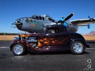 One Bad Ram and a Bomber by Swanee3 - Kustom Airbrush