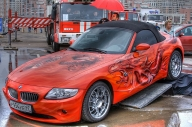 bmw Z4 - Tuning Cars Airbrush