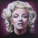 Marilyn Monroe Painting by Tim Scoggins