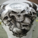 skull gixxer tank by Jonny5nLala