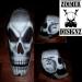 Welding helmet Skull
