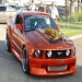 CUSTOM FORD MUSTANG SHOW CAR