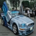 Mustang airbrush