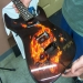 Monster Bash - Airbrush Guitar