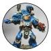 Wargaming mini done by Les Bursley using Badger Patriot 105 and Renegade Krome