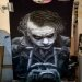 joker tshirt step by step