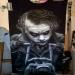 joker tshirt step by step