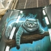 More Like my airbrush cat 2 by ~Goth-o-GraFX
