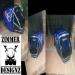 Airbrush hard hats and helmets Houston Texas welding hoods - Custom Paint and Print Zimmerdesignz