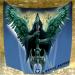 capota bmw aerografie cu angel - AEROGRAFIE - Airbrush-Tuning