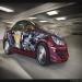 Aerografie Peugeot 307cc rig shot