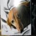 Gina Airbrush freehand, 103 x 73 cm