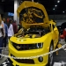 Bumble Bee n Ford Mustang