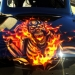 Car Boot | Airbrush Art | Professional Air Brush Artist in Perth, WA