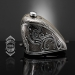 "Tank Harley-Davidson ""Old School n°1"" - Unexpected Custom - Fine Arts Unlimited ...for Bikers"