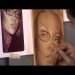 Monochromatic Candy Portrait Airbrushing w/ Cory Saint Clair