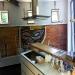 Mural in kitchen. Basquiat-style..-