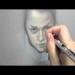 Arya Stark Time Lapse Airbrush Painting - Michael Calandra