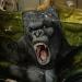 Kong - Airbrush kustom painting