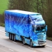 Total Airbrush on Scania R series WMA 16490
