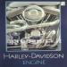 motore harley - aerografia su cartoncino