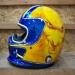 Amazing Helmet by Kyle Comeau