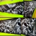 Character Design, Logo Design, Airbrush Graffiti Murals, Graphic and Web Design - Enok Labs