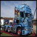 Super Templeton Scania Airbrush AVTAR