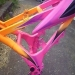 SUZUKI Satria FU 150 Airbrush kerangka