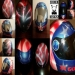 "Custom painted ""In God We Trust"" motorcycle helmet by ZimmerDesignZ.com"