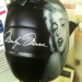 Marilyn on Helmet