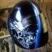 Alien on Helmet