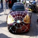 Spider Man - Airbrush on toyota celica spiderman