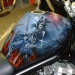 Airbrush Artwork on Suzuki Bandit