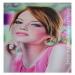 airbrush portrait, cm.40x60 on schoeller
