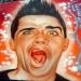 Expressionism - Robbie by Tony Rea