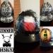 "Custom hard hat ""Oilfield Trash"""